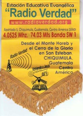Banderin Radio Verdad