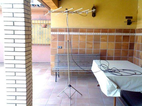 Antena FM RKB 5 Elementos