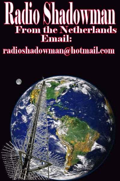 QSL Radio Shadowman