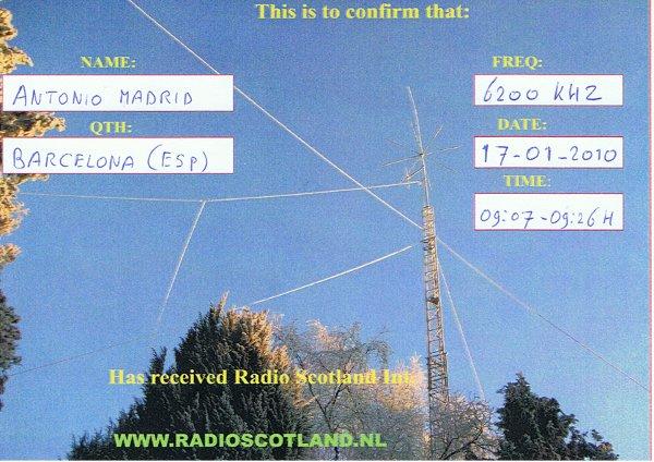 QSL Radio Scotland
