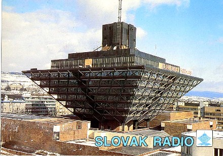 Radio Eslovaquia Inter.
