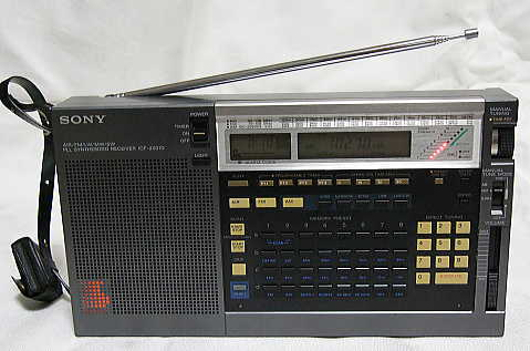 Sony ICF 2001D / 2010