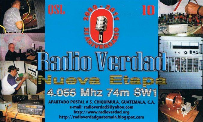 Radio Verdad - Guatemala