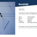 E-QSL de NordAM