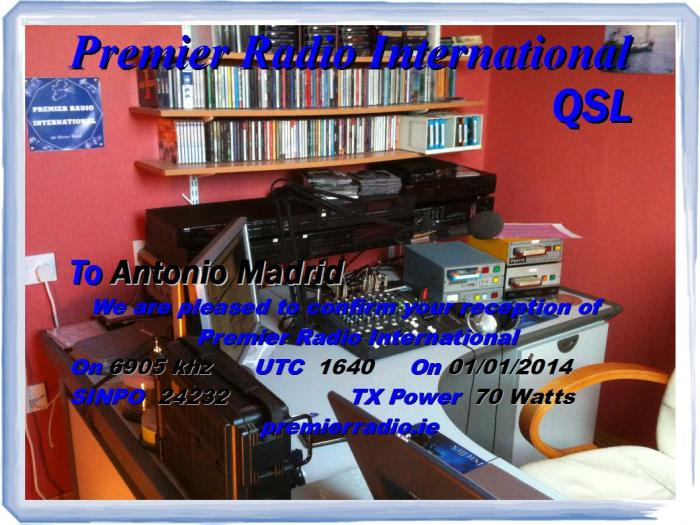 Premier Radio Inter.