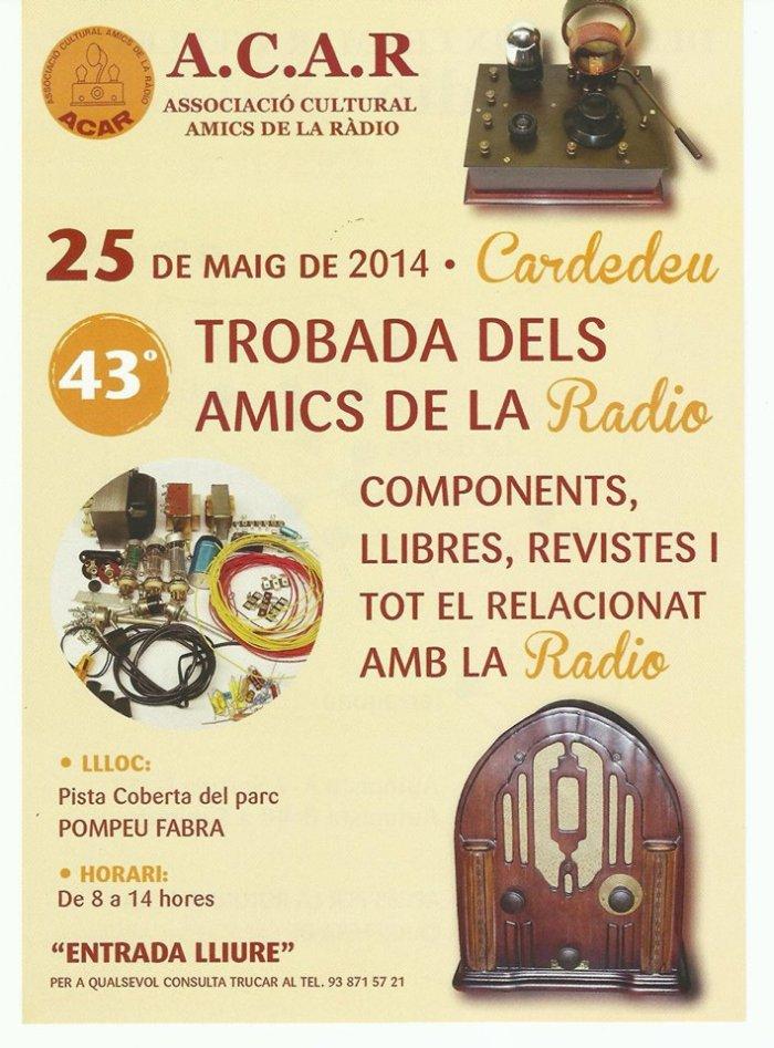 43a Trobada dels Amics de les Ràdios de Coleccionisme