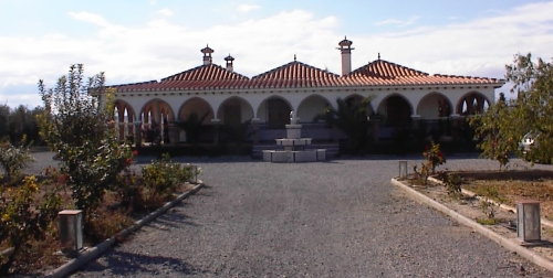 Casa Moraleda de Zafayona (Granada)
