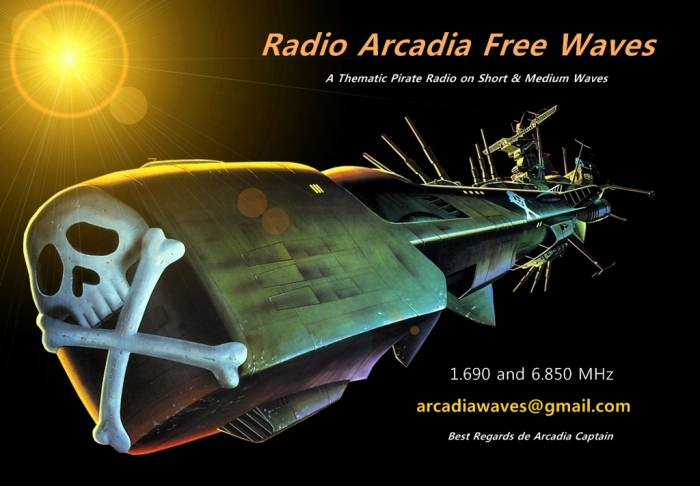 QSL Radio Arcadia