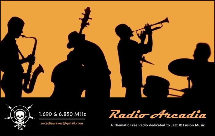 QSL de Radio Arcadia
