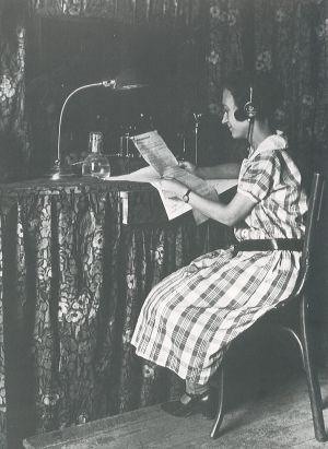 Maria Sabater en EAJ1 Radio Barcelona