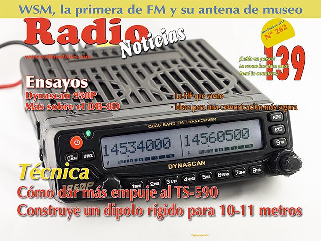 Radio Noticias 262 Noviembre 2014