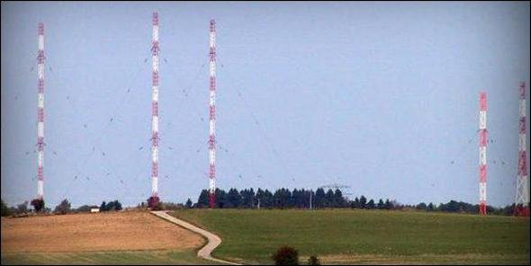 Antena de RTL