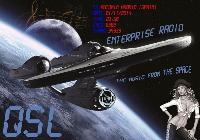E-QSL Enterprise Radio
