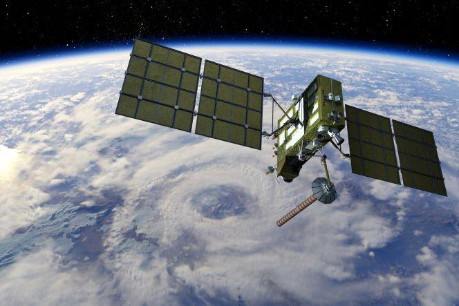 Internet por satelite