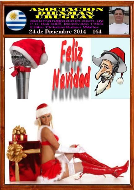 Disponible el boletin 164 de la Asociacion Diexman Uruguay