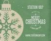 Christmas Station QRP