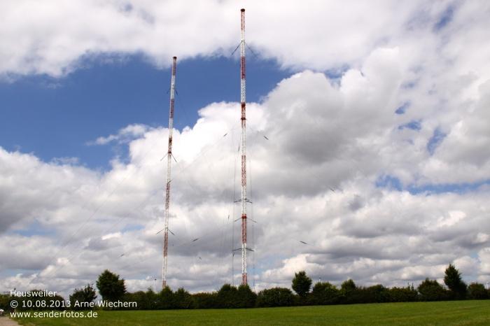 Antenas de Heusweiler