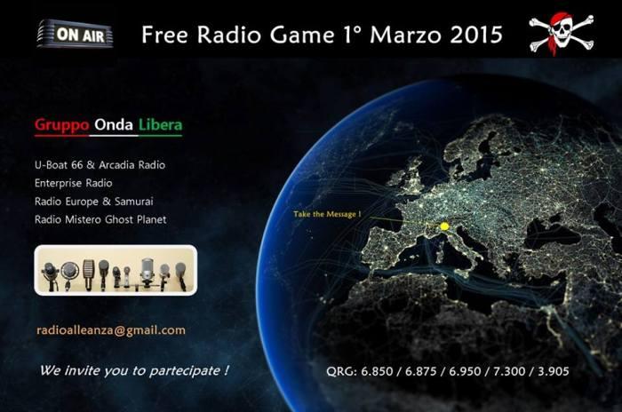 Free Italian Radio Day