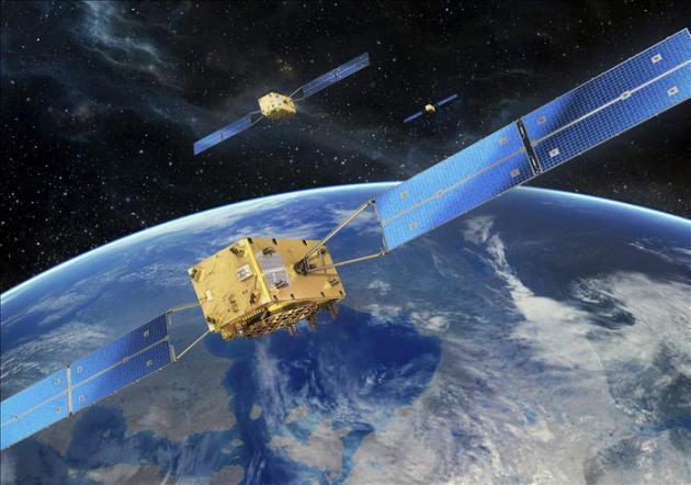 Satelite GPS Galileo