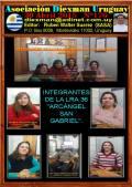Disponible el boletin 176 de la Asociacion Diexman Uruguay