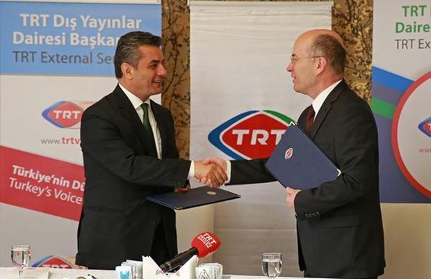TRT - Español - Una estación de radio nueva de la TRT