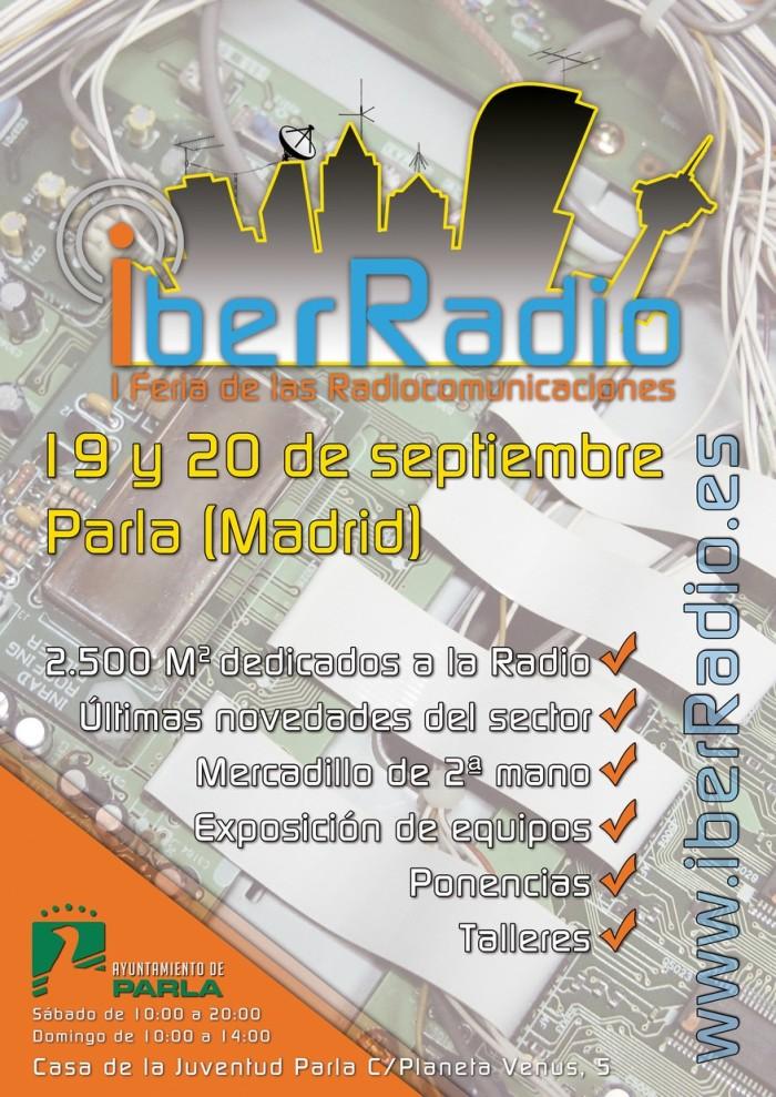 IBERRADIO - Primera Feria de la Radiocomunicaciones