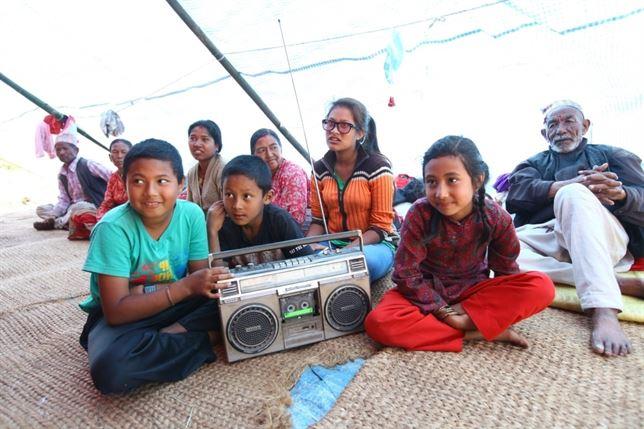 La Radio en Nepal
