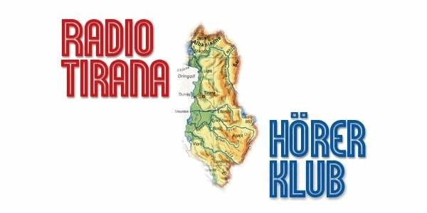 QSL Especial de Radio Tirana