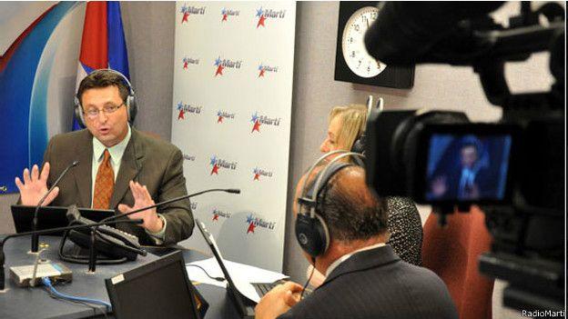 Qué opinan en Cuba de Radio Martí, la emisora de Miami que Raúl Castro quiere apagar - BBC Mundo