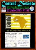 Disponible el boletin 181 de la Asociacion Diexman Uruguay