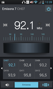 Radio FM en tu smartphone