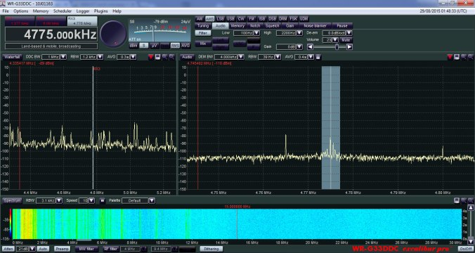 Radio Tarma 4775 Khz Peru