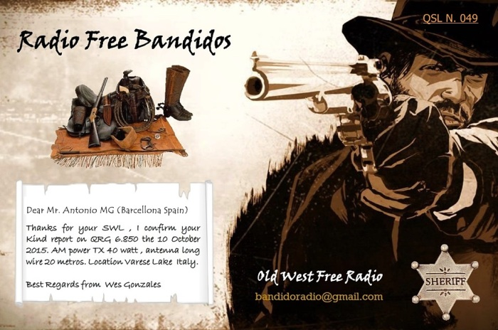 Radio Free Bandidos