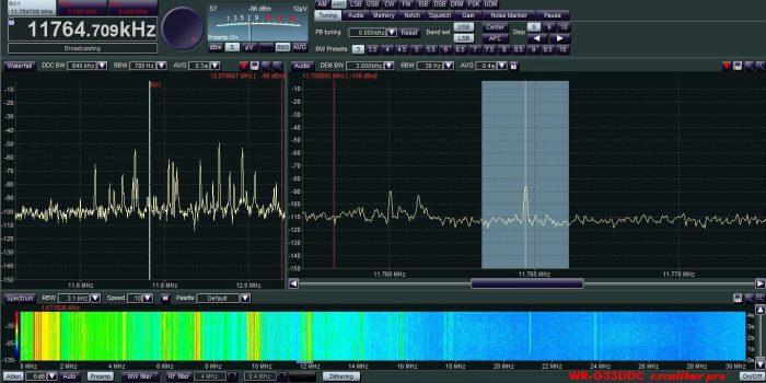 Radio Super Deu e Amor -11765KHz