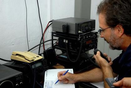 Radioaficionados Cubanos