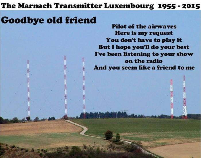 Radio Luxemburg 1440khz