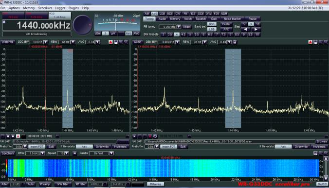 Radio Luxemburgo 1440 Khz