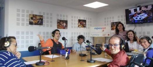 RadioRed proyecto de Aspace