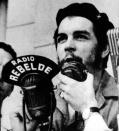 Che Guevara en Radio Rebelde