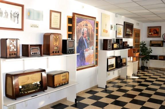 Museo de la Radio de Luis del Olmo, en Roda de Berá (Tarragona).