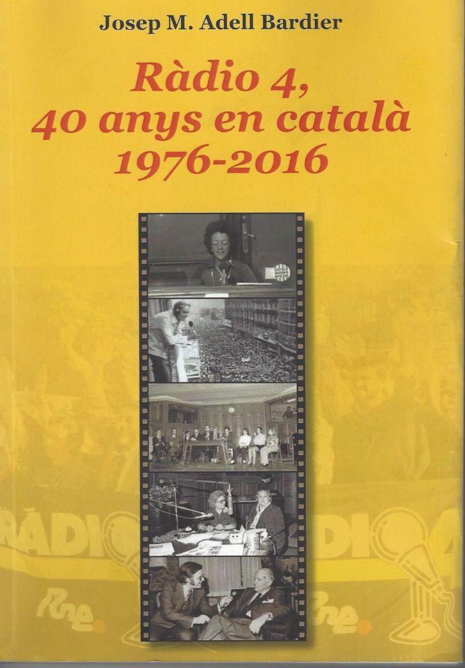 Ràdio 4, 40 anys en català. 1976-2016
