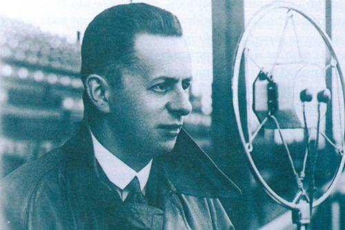 Josef Laufer, foto: archivo de ČRo