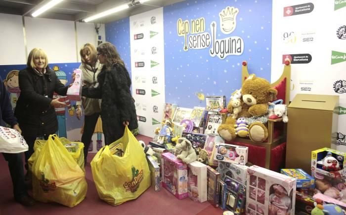 Radio Barcelona 'Cap nen sense joguina'