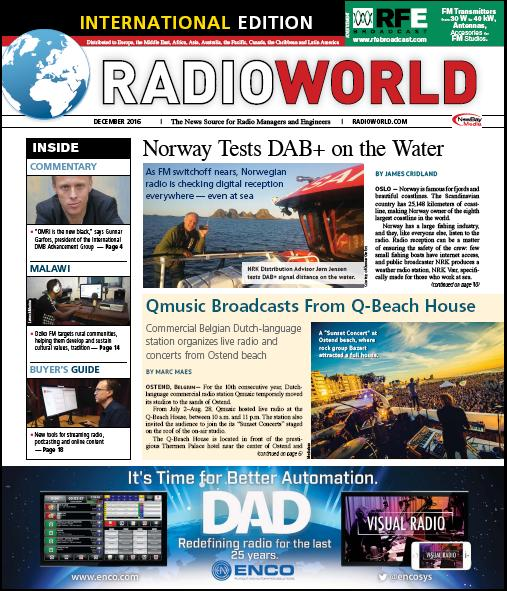 Radioworld Diciembre-2016