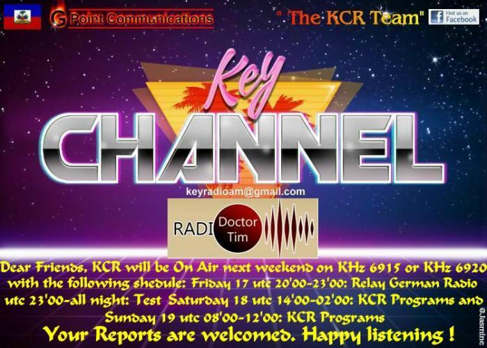 Key Channel Radio