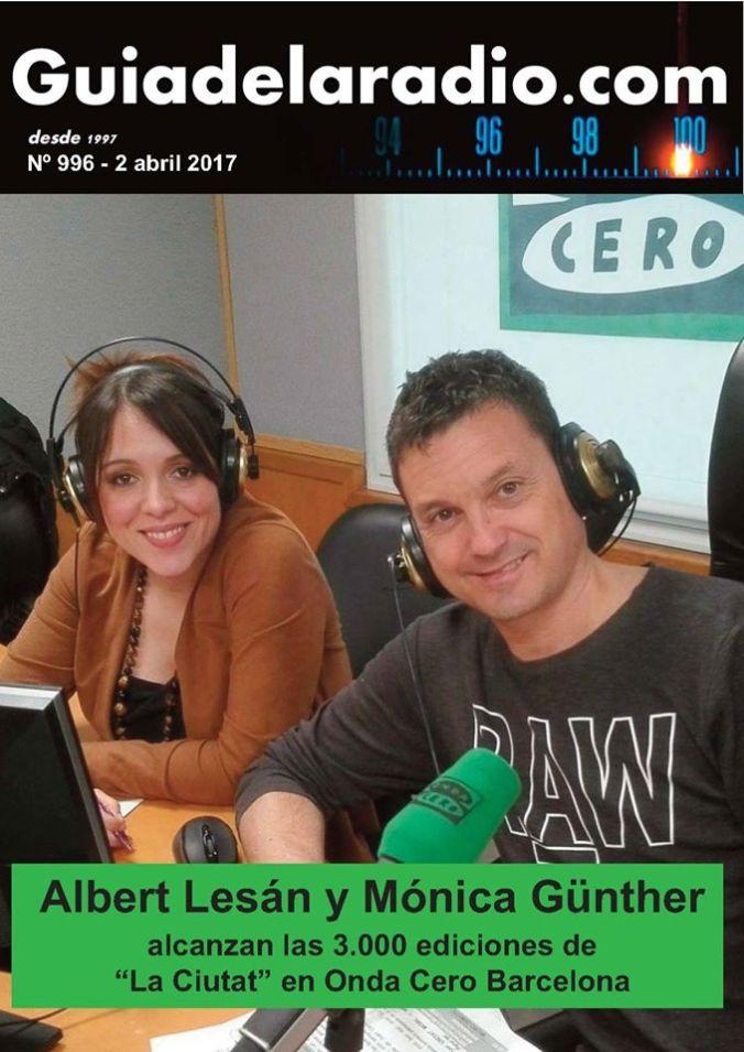 Guia de la Radio Nº996
