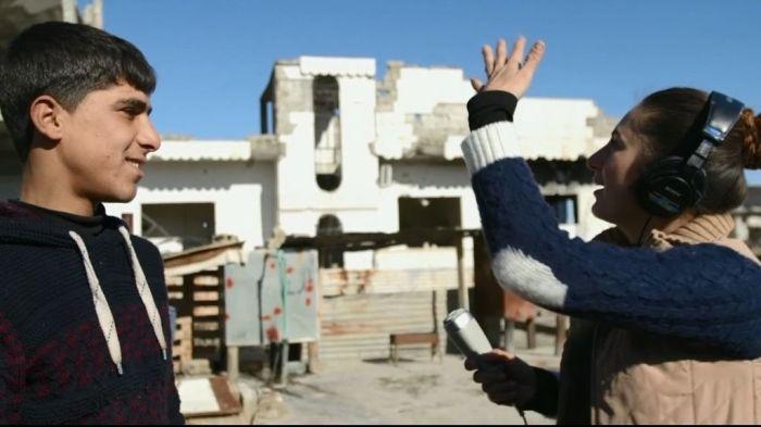 La Radio en Siria