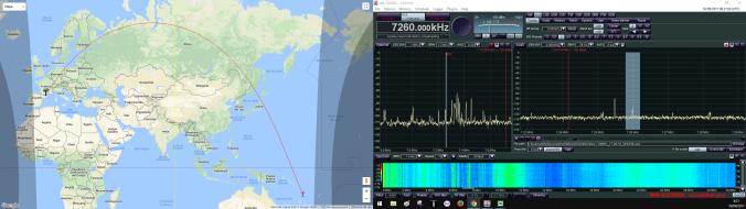 Radio Vanuato - 7260 Khz