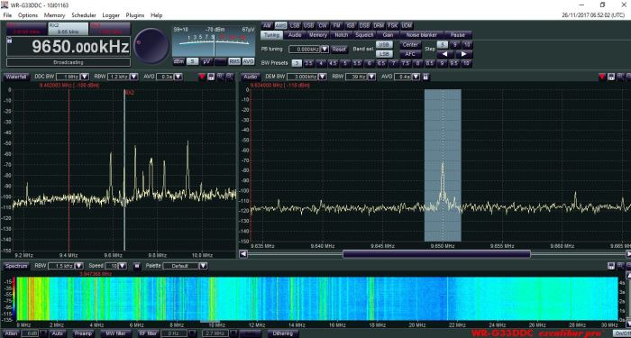 Radio Guinea - 9650 Khz