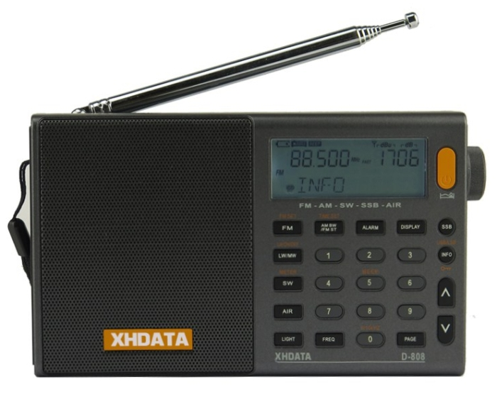 XHDATA-D808